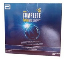 COMPLETE REVITALENS 3x360ML