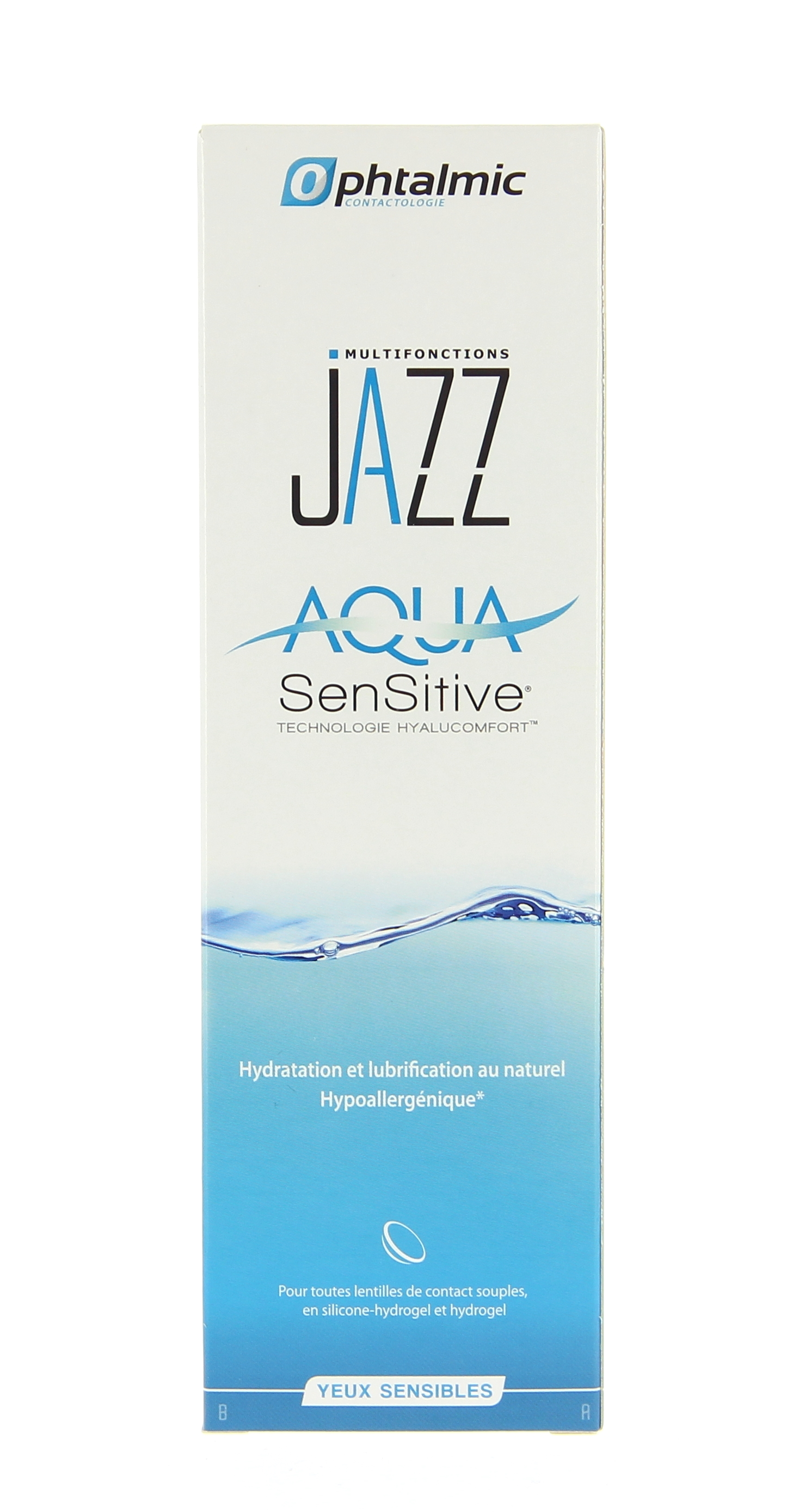 JAZZ AQUA SENSITIVE 350ml