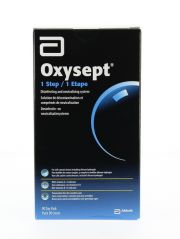 Contact lenses easy-care-solutions AMO OXYSEPT 1 Etape Pack 3 x 300 ml