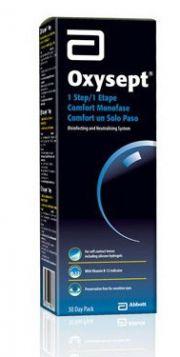 Contact lenses easy-care-solutions AMO OXYSEPT 1 Etape 300 ml