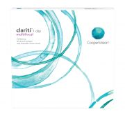 Lentilles de contact COOPERVISION CLARITI 1 DAY MULTIFOCAL 90