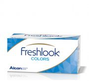 Lentilles de contact couleur ALCON / CIBAVISION FRESHLOOK COLORS