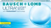 Lentilles de contact BAUSCH & LOMB ULTRA FOR PRESBYOPIA